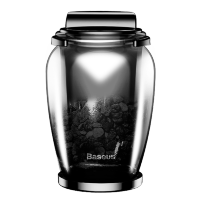 Ароматизатор Baseus Zeolite Car Fragrance Чёрный
