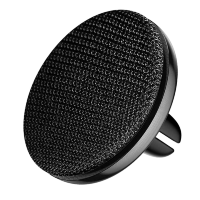 Ароматизатор Baseus Car Fragrance Fabric Artifact Чёрный