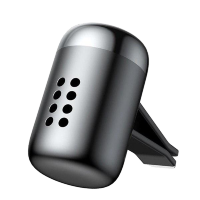 Ароматизатор для авто Baseus Little Fatty Чёрный
