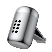 Ароматизатор для авто Baseus Little Fatty Серебро
